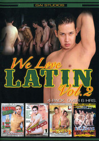 We Love Latin 02{4 Disc Set}